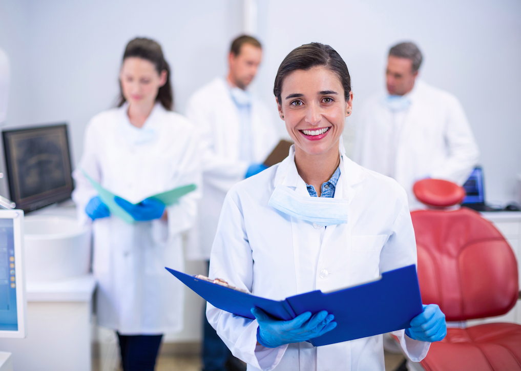 women in dentistry, female dentists changing the industry